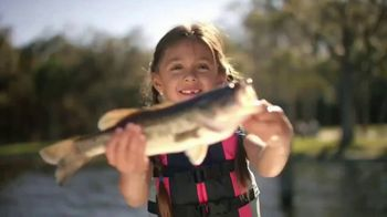 Take Me Fishing TV Spot, 'Women Making Waves' Song by Amanda Blank
