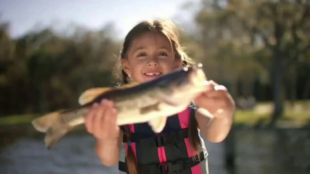 Take Me Fishing TV Commercial, 'Women Making Waves' Song by Amanda Blank
