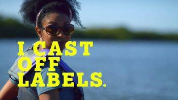 Take Me Fishing TV Spot, 'Women Making Waves' Song by Amanda Blank - Thumbnail 4