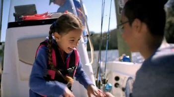 Take Me Fishing TV Spot, 'Women Making Waves' Song by Amanda Blank - Thumbnail 6