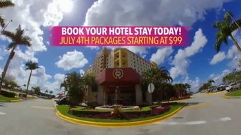 Miccosukee Resort & Gaming TV Spot, 'July 4 Freedom Festival' Featuring Leann Rimes - Thumbnail 9