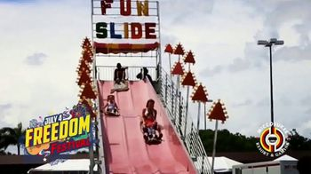 Miccosukee Resort & Gaming TV Spot, 'July 4 Freedom Festival' Featuring Leann Rimes - Thumbnail 4