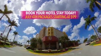 Miccosukee Resort & Gaming TV Spot, 'July 4 Freedom Festival' Featuring Leann Rimes - Thumbnail 8