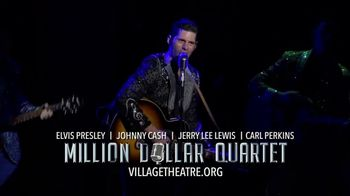 Million Dollar Quartet TV Spot, '2019 Village Theatre' - Thumbnail 10