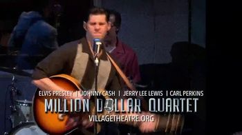 Million Dollar Quartet TV Spot, '2019 Village Theatre' - Thumbnail 2