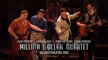 Million Dollar Quartet TV Spot, '2019 Village Theatre'