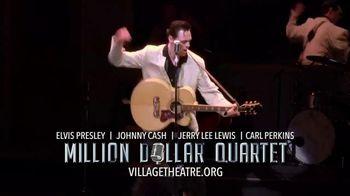 Million Dollar Quartet TV Spot, '2019 Village Theatre' - Thumbnail 4