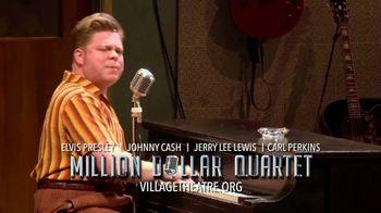 Million Dollar Quartet TV Spot, '2019 Village Theatre' - Thumbnail 5