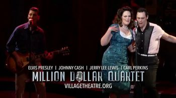 Million Dollar Quartet TV Spot, '2019 Village Theatre' - Thumbnail 8