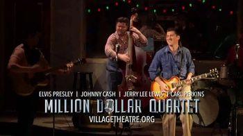 Million Dollar Quartet TV Spot, '2019 Village Theatre' - Thumbnail 9