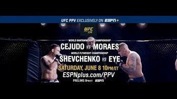 ESPN+ TV Spot, 'UFC 238: Two Title Fights' - Thumbnail 9