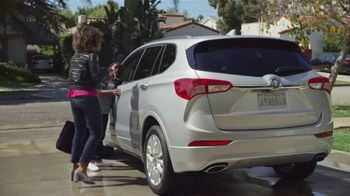 2019 Buick Envision TV Spot, 'Groceries' Song by Matt and Kim [T2]