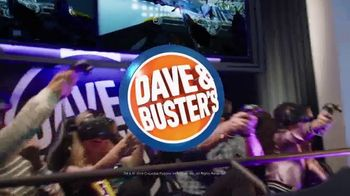Dave and Buster's TV Spot, 'Men in Black: International: Galactic Getaway Virtual Reality' - Thumbnail 7