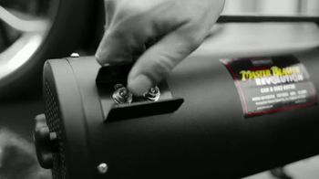 Metro Vac Master Blaster TV Spot, 'On. Off.' Featuring Wayne Carini - Thumbnail 1