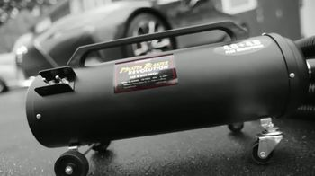 Metro Vac Master Blaster TV Spot, 'On. Off.' Featuring Wayne Carini - Thumbnail 8