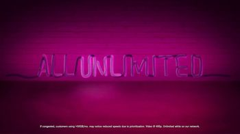 T-Mobile TV Spot, \'Benefits\'