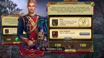 Hidden City TV Spot, 'Solve the Mystery'
