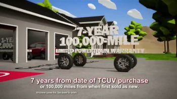 Toyota Certified Used Vehicles TV Spot, 'What You Get' [T2] - Thumbnail 3