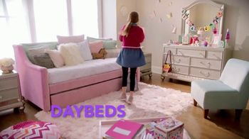 Rooms to Go Kids & Teens TV Spot, 'Rooms Under $1,000' - Thumbnail 4