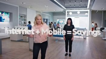 XFINITY Mobile TV Spot, 'A Little Bird Told Me: Internet and Mobile: $29.99' Feat. Amy Poehler - 62 commercial airings