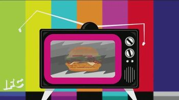 Wendy's Made to Crave Chicken Sandwiches TV Spot, 'IFC TV: Bite' - Thumbnail 5
