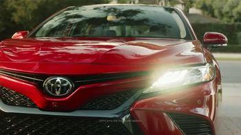 2019 Toyota Camry TV Spot, 'Morning Rush' Song by Grandtheft & Keys N Krates [T1] - Thumbnail 3