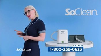 SoClean TV Spot, 'Bunking With Bill' Featuring William Shatner - Thumbnail 7