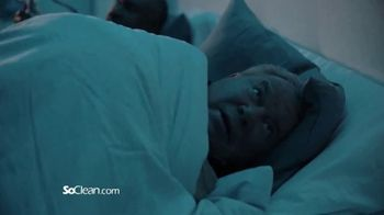 SoClean TV Spot, 'Bunking With Bill' Featuring William Shatner - Thumbnail 9