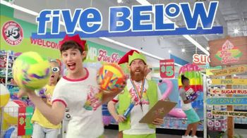 Five Below TV Spot, 'Beat the Heat' - Thumbnail 7