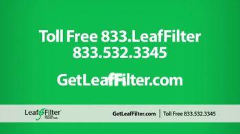 LeafFilter TV Spot, 'Tiny House' - Thumbnail 10