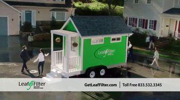 LeafFilter TV Spot, 'Tiny House' - Thumbnail 2