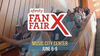 2019 CMA Fest TV Spot, 'Nashville Music City Center'