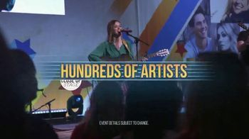 2019 CMA Fest TV Spot, 'Nashville Music City Center' Song by Keith Urban