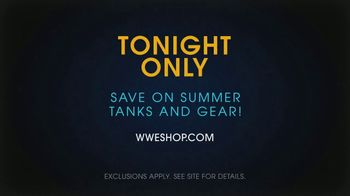 WWE Shop TV Spot, 'Come One, Come All: Summer Tanks and Gear' Song by SATV Music - Thumbnail 8