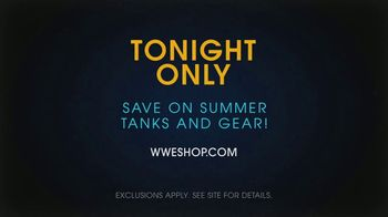WWE Shop TV Spot, 'Come One, Come All: Summer Tanks and Gear' Song by SATV Music - Thumbnail 9