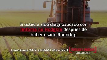 Morgan and Morgan Law Firm TV Spot, 'Linfoma no Hodgkin' [Spanish] - Thumbnail 4
