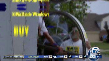 Wallside Windows TV Spot, 'Buy One Get One Free: $75 Off' - Thumbnail 1