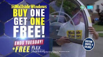 Wallside Windows TV Spot, 'Buy One Get One Free: $75 Off' - Thumbnail 2