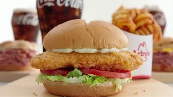 Arby's $5 Meal Deal TV Spot, 'The Only One in the Entire World' Song by YOGI - Thumbnail 1