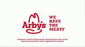 Arby's $5 Meal Deal TV Spot, 'The Only One in the Entire World' Song by YOGI - Thumbnail 5