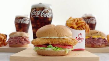 Arby's $5 Meal Deal TV Spot, 'The Only One in the Entire World' Song by YOGI - Thumbnail 3