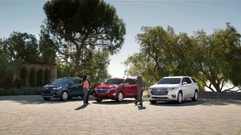 2019 Chevrolet Equinox TV Spot, 'Parejas' [Spanish] [T2] - Thumbnail 1
