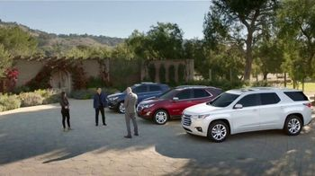 2019 Chevrolet Equinox TV Spot, 'Parejas' [Spanish] [T2] - Thumbnail 2
