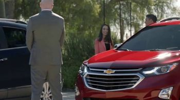 2019 Chevrolet Equinox TV Spot, 'Parejas' [Spanish] [T2] - Thumbnail 3