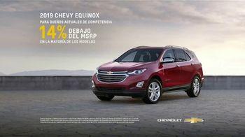 2019 Chevrolet Equinox TV Spot, 'Parejas' [Spanish] [T2] - Thumbnail 7