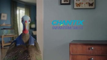 Chantix TV Spot, 'Cold Turkey' - Thumbnail 2