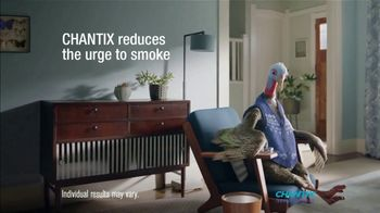 Chantix TV Spot, 'Cold Turkey' - Thumbnail 4