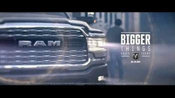 Ram Trucks Bigger Things Sales Event TV Spot, 'More Combo' [T1] - Thumbnail 1