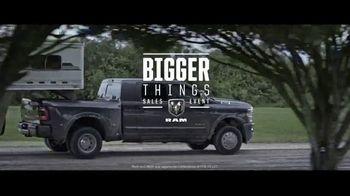 Ram Trucks Bigger Things Sales Event TV Spot, 'More Combo' [T1] - Thumbnail 10