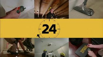 Stanley Steemer 24 Hour Emergency Water Restoration TV Spot, 'Did You Know' - Thumbnail 5